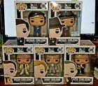 2017 Funko POP! The Godfather Regular Issue w Barnes & Noble Excl Set (5 pcs) NM