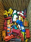 Vintage Matchbox Cars England By Lesney Lot Of 32 Cars Trucks and Trailers LK