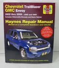 Haynes 24072 Repair Manual  2006 - 2009 Chevrolet TrailBlazer GMC Envoy 2WD  4WD