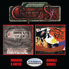 CHERRY ST. - Monroe & X Rated - 2CDs (ROXX GANG, BULLETBOYS)