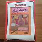 HOT TUNA THE PHOSPHORESCENT RAT GRUNT 8 TRACK SEALED JORME, JACK, ET AL