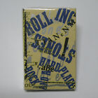 ROLLING STONES Rock And A Hard Place 1989 US CASSETTE Single SEALED Steel Wheels