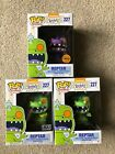 Funko POP FYE EXCLUSIVE Green Reptar Cereal CHASE #227 Nickelodeon Rugrats