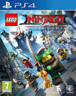 LEGO Ninjago Movie Videogame (PS4)  NEW AND SEALED - IMPORT - QUICK DISPATCH