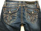 Rock Revival womens Jeans Size 28 Authentic Vintage Exclusive Edition Preowned
