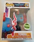 FUNKO POP GUARDIANS OF THE GALAXY YONDU SPRING CONVENTION EXCLUSIVE MARY POPPINS