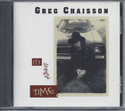Greg Chaisson-It's About Time Christian Rock Badlands (Brand New Factory Sealed)
