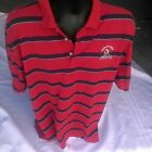 Men's Tommy Hilfiger 104th us open shinneock hills striped polo size xl