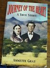 Journey of the Heart BIOGRAPHY Mamie Aguirre SIGNED 2004 WOMAN in the OLD WEST