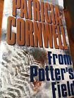 Signed by Patricia Cornwell From Potters Field Hardcover