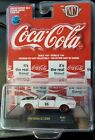 M2 MACHINES COCA COLA COKE RED CHASE 1965 SHELBY GT 350R 1 OF 750 PC DIECAST CAR