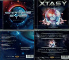 2 CDs, Sapphire Eyes - Breath Of Ages +1 & Xtasy - Second Chance +1 (2018) AOR