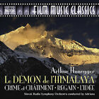 Honegger: Le Demon de l'Himalaya by Adriano (Conductor)/Slovak Radio Symphony CD