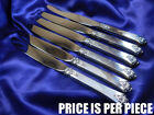 ROYAL CREST CASTLE ROSE STERLING SILVER PLACE KNIFE - NEARLY NEW CONDITION