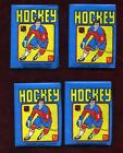 1979-80 TOPPS HOCKEY SEALED WAX PACK LOT OF 4 - EX MT TO NEAR MINT - LOT #1