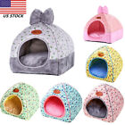 Creative Self Warming Comfortable Triangle Cat Caver Bed Pet Tent Soft House US