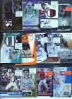 HUGE 1,000 CARD PATCH 1 1 AUTO JERSEY ROOKIE INSERT SPORTS CARD COLLECTION LOT $