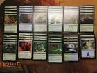 MTG Infect Deck Green Blue Very Fast Poison Pauper Legal Deck Look Magic
