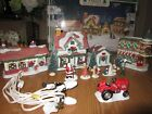 Christmas Valley Mainstreet Collection 10pc (reduced)
