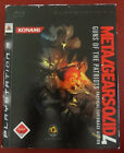 Metal Gear Solid 4: Guns of the Patriots Sony PlayStation 3, 2008 PS3 Spiel Game