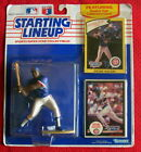 1990 Jerome Walton(Chicago Cubs)Rookie-Extended Baseball Starting Lineup-Slu