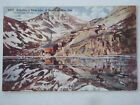 USED MINING POSTCARD 1912 6073 REFLECTION IN SILVER LAKE OF SILVER LAKE MINE,CO