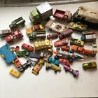 HUGE Lot of Vintage Matchbox Lesney Tootsie Diecast Car Trucks  More
