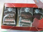 Vintage 25 unopened card sets Universal Monsters 1996 in partial box.