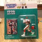 1996 STARTING LINEUP NFL Jeff Blake Cincinnati Bengals Football Kenner SLU