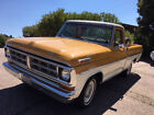 Ford F100  1971 FORD F100 for $500 dollars