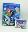 PANINI ALBUM BOX 50 Packs FROZEN THE MAGIC OF LIGHTS DEL NORD figurines Sticker