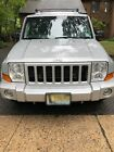 2006 Jeep Commander  2006 for $3200 dollars