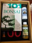 Bonsai Tree Starter Tool Kit in Bamboo Box by Tinyroots