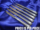 *1* FINE ARTS PROCESSIONAL STERLING SILVER STEAK KNIFE - VERY GOOD CONDITION T