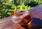 Chihuly  Studio Edition Cinnamon Macchia signed and dated 2001