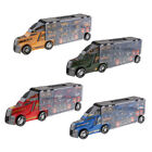 Kids Birthday Gift Collectible Diecast Lorry Car Transporter Model 1 12 Toys