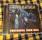 Postcards From Hell by American Heartbreak (CD, Apr-2000, Cold Front Records)