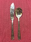 Sugar Spoon ARISTOCRAT Silverplate