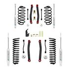 Pro Comp Suspension K3076B Stage I Lift Kit Fits 03 06 TJ Wrangler