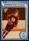 1979 WAYNE GRETZKY TOPPS ROOKIE REPRINT HOCKEY CARD MINT THE GREAT ONE #18 QTY