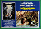 T79 Fotobusta Moonraker Operation Spazio James Bond 007 Roger Moore Fleming 2