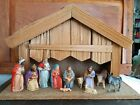 Nativity Set Germany 12 pieces
