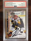 2012-13 Connor McDavid Erie Otters rookie card auto