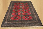 Authentic Hand Knotted Jaldar Pak Jhaldar Wool Area Rug 6 x 4 FT (4586)