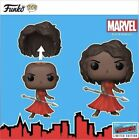 CONFIRMED Funko Pop! Marvel: Black Panther - Okoye with Red Dress NYCC Exclusive