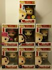 Funko Pop Royals Complete Set with Diana Chase