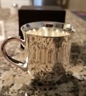 Dansk Beautiful Silverplated Baby Cup Brand New in Gift Box