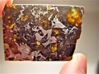 MUSEUM QUALITY LARGE GORGEOUS CRYSTALS STABLE AMAZING ADMIRE METEORITE 21 GMS