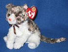 TY FRISKY the CAT BEANIE BABY - MINT with MINT TAG - RETIRED BBOM
