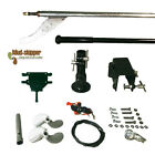 MUD SKIPPER Longtail Mud Motor KIT up to 7hp Predator 212cc